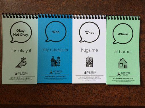 Boundaries Flip Book with Picture Symbols