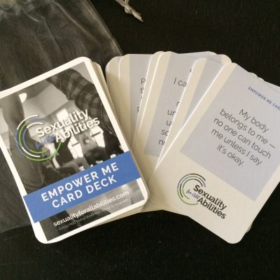 Empower me card deck
