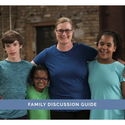 Family Guide Cover