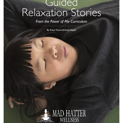 Guided Relaxation Stories cover