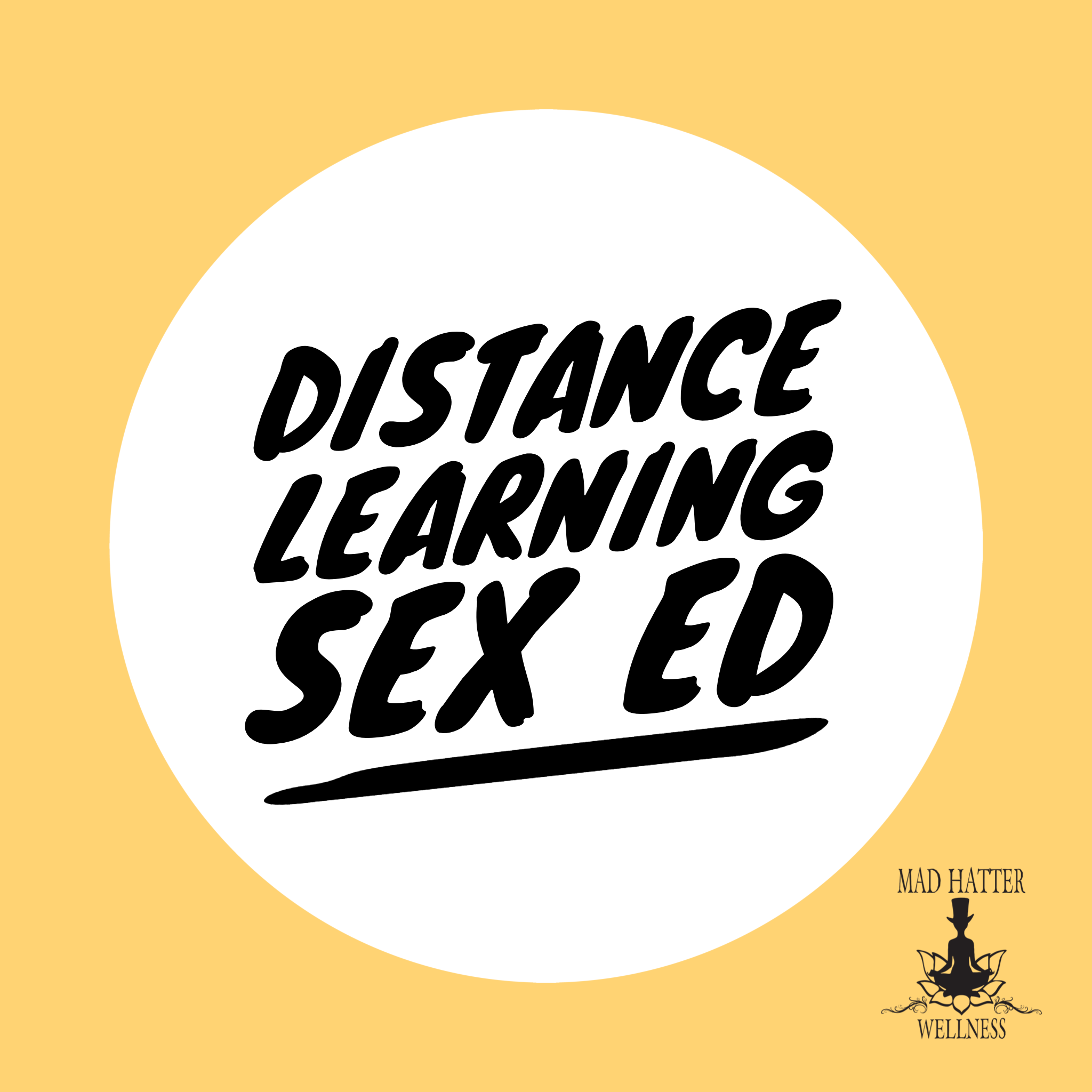 Distance learning sex ed
