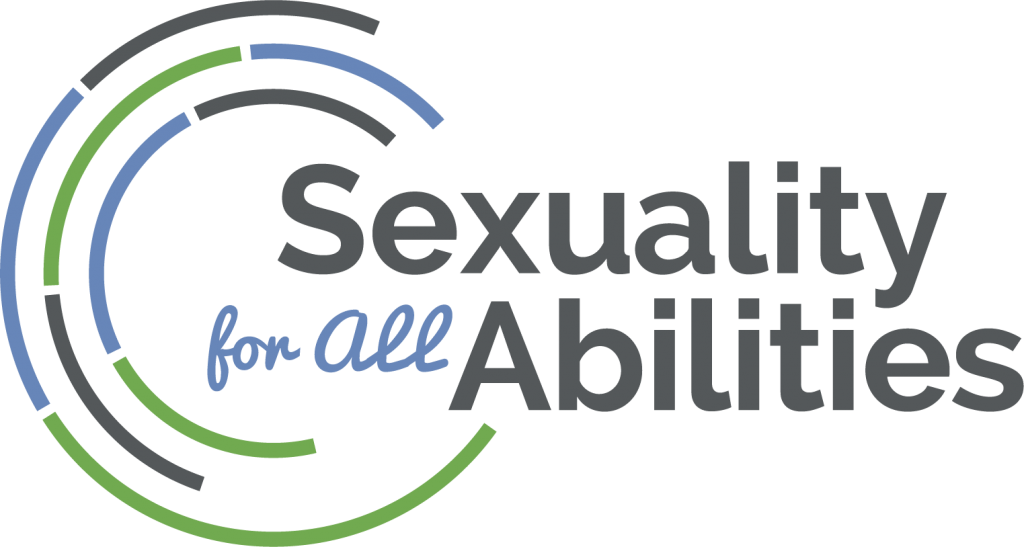sexuality for all abilities logo