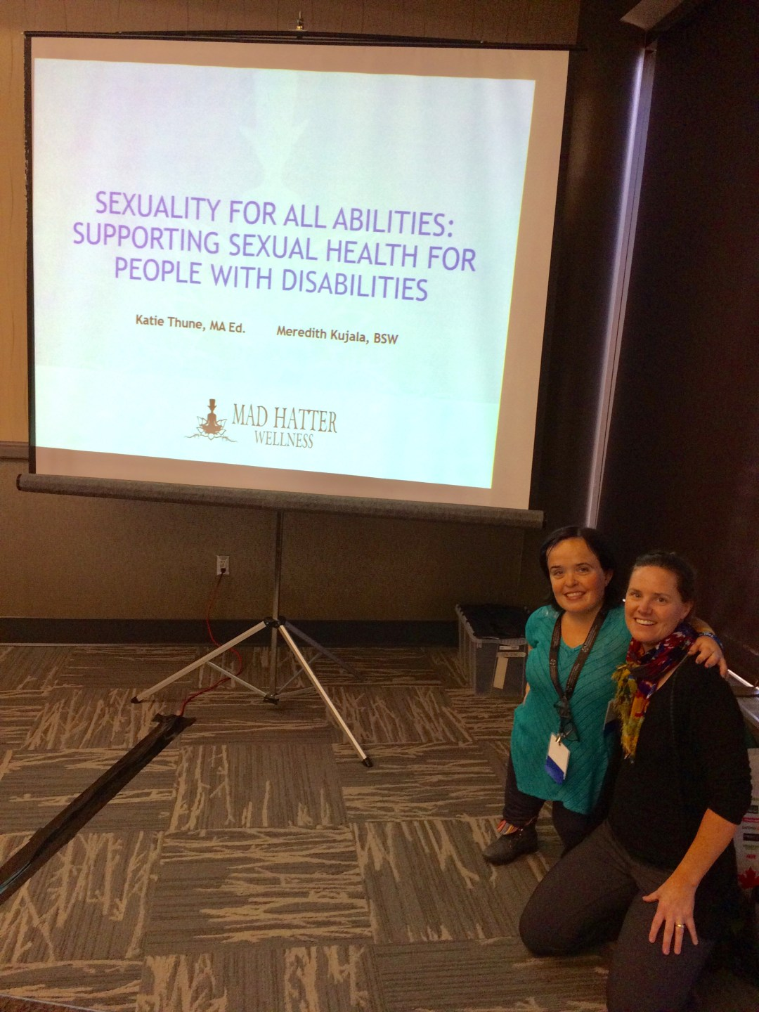 Supporting sexul health for people with disabilities