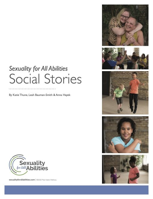 Social Stories Cover
