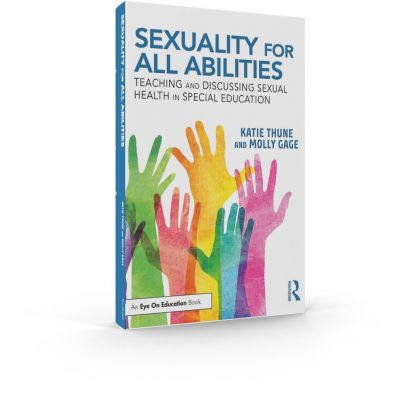 Sexuality for all abilities book